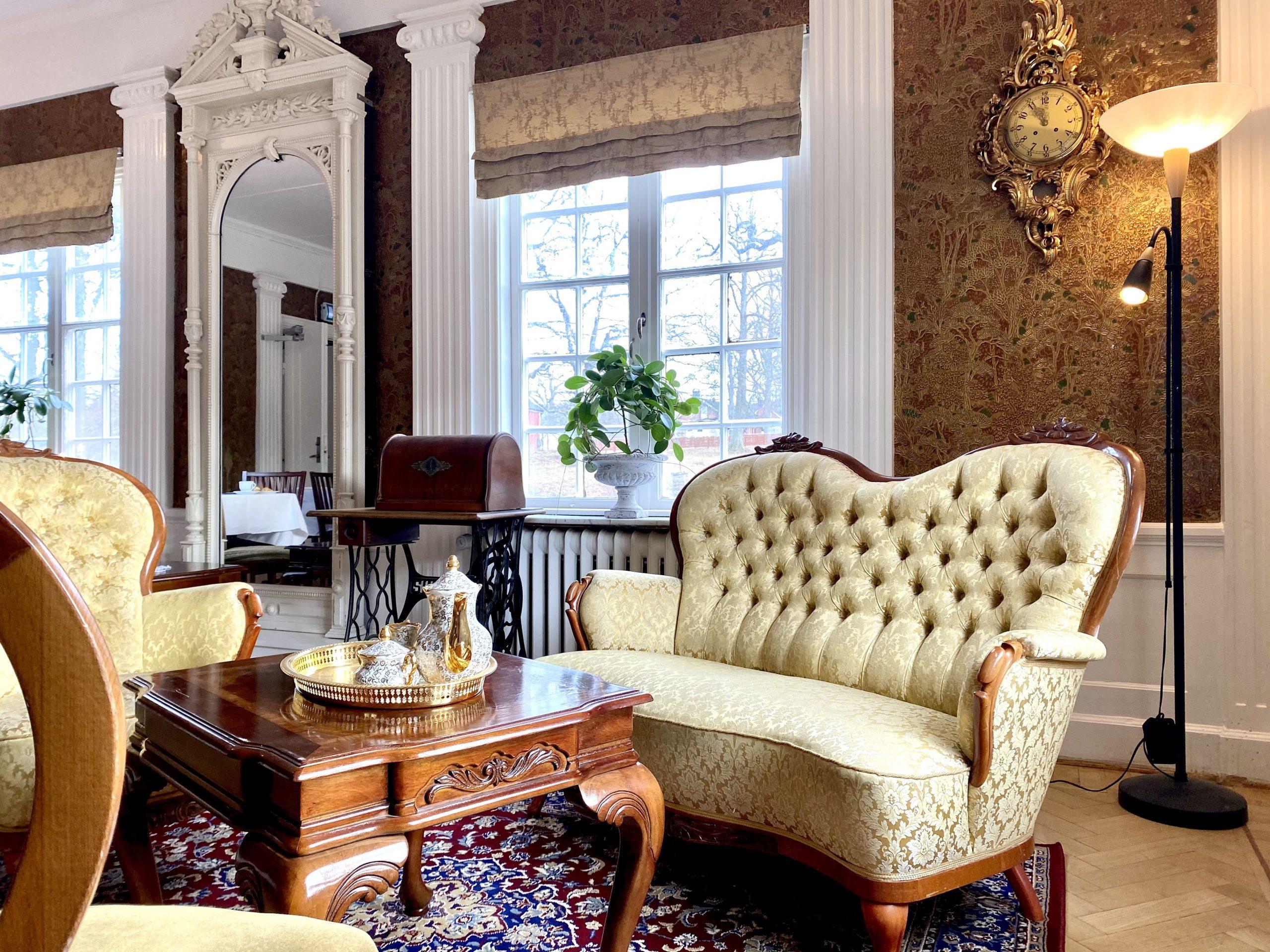 The mansion - Tokeryds herrgård - En till WordPress-webbplats
